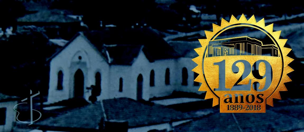 129° aniversário da Igreja Presbiteriana Central de Guarapuava