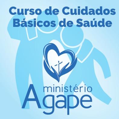 Terça 19h – Curso de Cuidados Ágape
